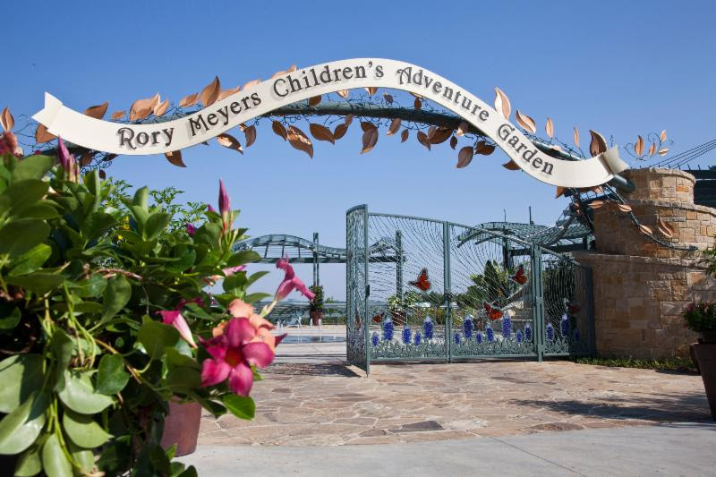 Dallas Arboretum Presents The Year Of The Children S Garden Events
