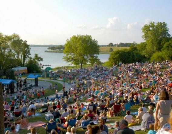 Dallas Arboretum Concerts