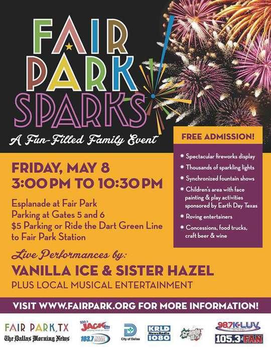 Fair Park Sparks