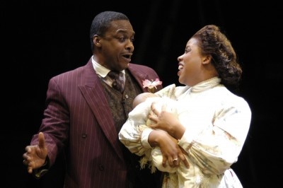 RAGTIME Coalhouse and Sarah