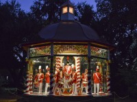 12 Days of Christmas at the Dallas Arboretum