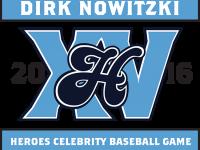 Dirk Nowitzki's 2016 Heroes Celebrity Baseball Game