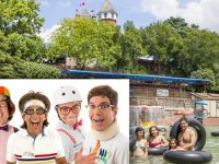 Transport Yourself to the 80's at Schlitterbahn Waterpark