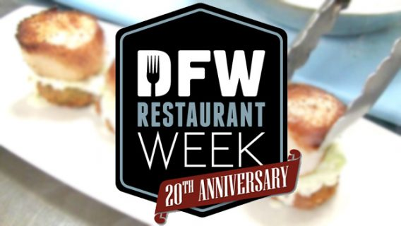 DFW Restaurant week 2017