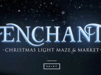 Enchant: Christmas Light Maze