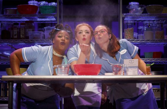 Waitress the Musical DSM