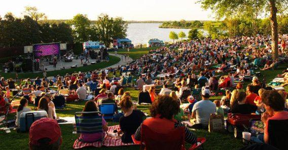 Dallas Arboretum Concert